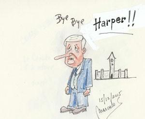 Bye Bye Harper!!