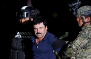 """Captura de Joaquín """"El Chapo"""" Guzmán en Mochis"""