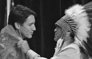 Trudeau_Indigenas